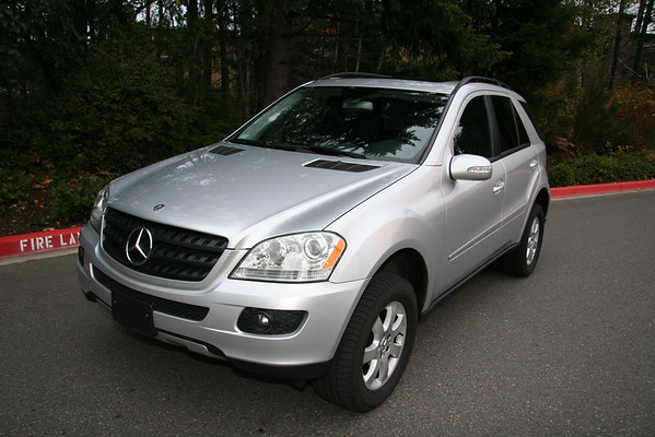 Nick R Mercedes ML350