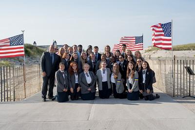 Gregorian Consortium at Town of Hempstead 9/11 Memorial – September 11, 2019