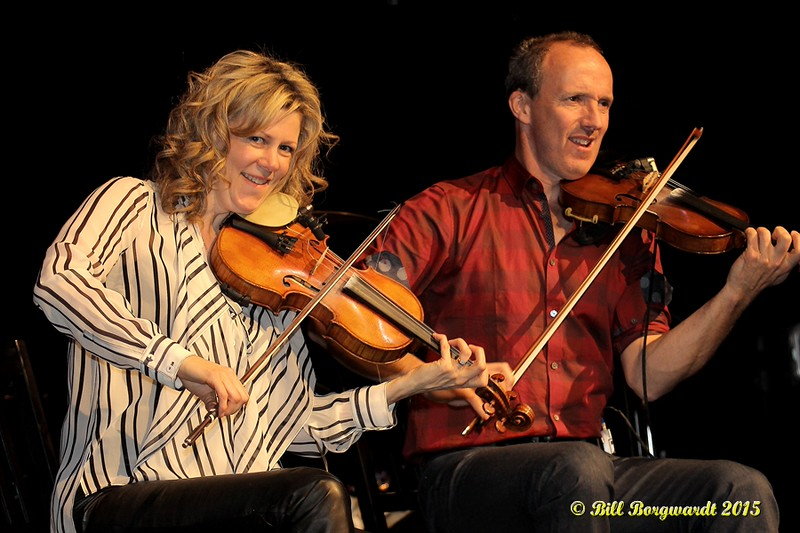 Natalie MacMaster & Donnall Leahy - Calvin Vollrath - Fiddle Gala 2015 0183