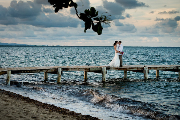 Tiffany & Mike - Wedding - Belize - 10th of September 2016