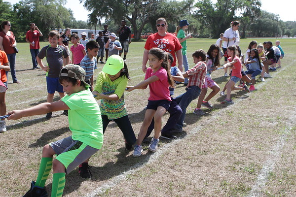 Suwannee Elementary School - 2nd Grade - Field Day 2017