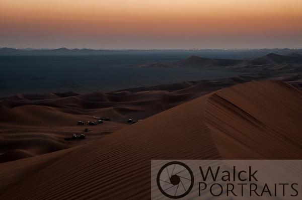 UAE Desert
