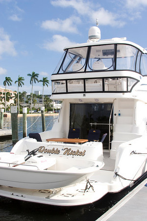 SeaRay 58' Sedan Bridge