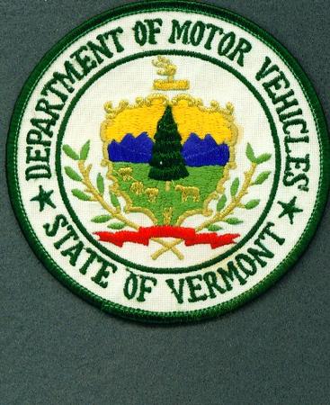 Vermont Dept of Motor Vehicles