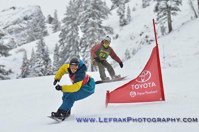 Alpine Meadows GS#2 02/03/2014