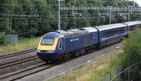 UK Rail July 2018
