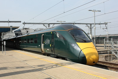 800 316, Reading Station