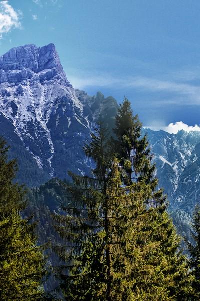 The Buchstein - 2224 meters