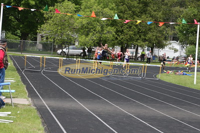 UP Boys' 300 Meter Hurdles - 2015 MHSAA TF Finals