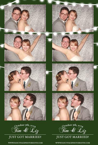 Tim & Liz - 10/05/2014