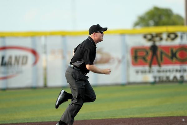 American Association Umpires Cleburne Games 21-30 2021