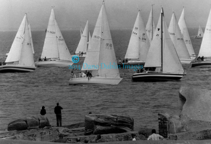 Sailing on Bloomsday