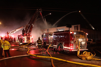 Watertown, MA - 3rd Alarm. 313 Main Street, 2-26-13