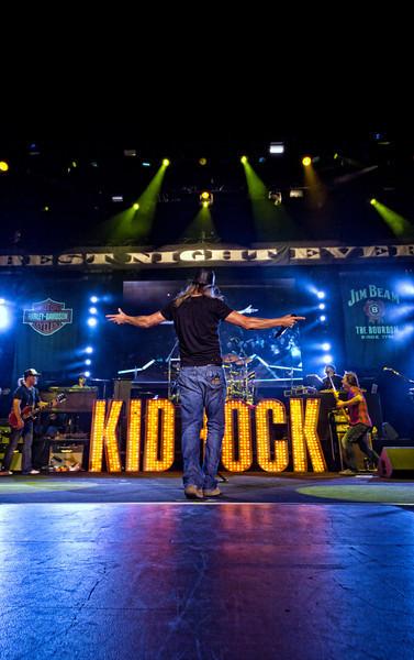 Kid Rock August 24, 2013
