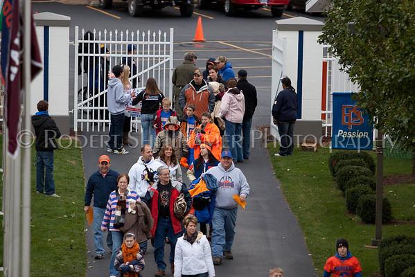 Edwardsburg vs. Plainwell, Oct 28, 2011