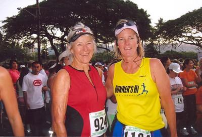 30th Annual Women's 10K Run 3-4-2007