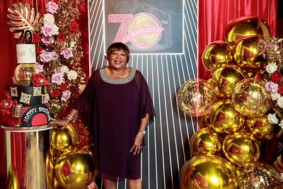 Evelyn's 70th Birthday Celebration