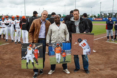 Nederland - USA (19-07-2012)