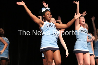 WCHS Cheer Camp Showcase 2019