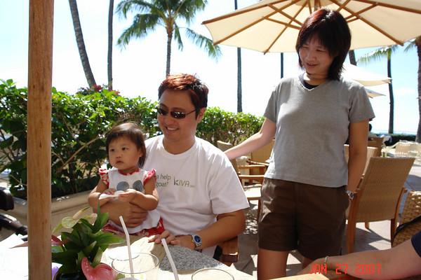 Masaki, Amanda & Marika -- Jan. 27, 2007