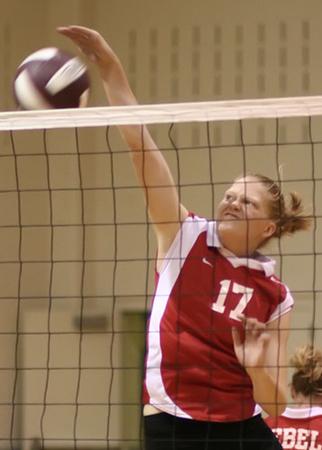 SNHS Volleyball vs Hebron 2007