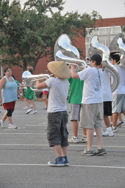 2009-08-10: Band Camp Day 6