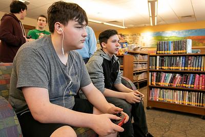 Leominster Vs Fitchburg video games, Feb. 22, 2020