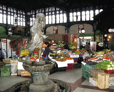 Santiago's Central Market May 2008