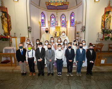2021 First Communion