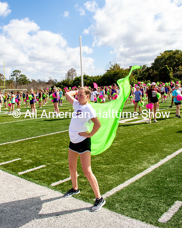 All American Rehearsal - Outdoor #2