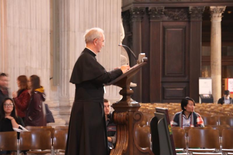 St Paul's sermon