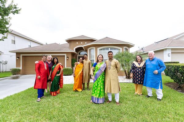 New Home Pooja