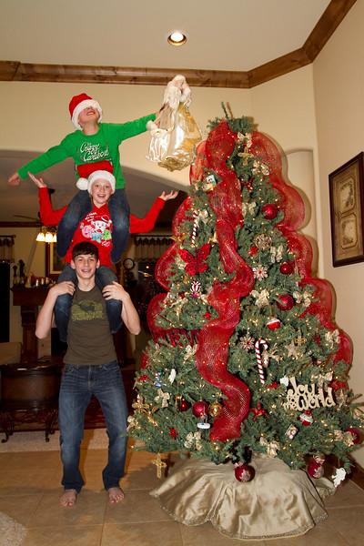 Kroeger Christmas 2012