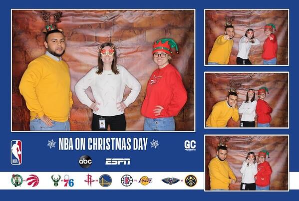 NBA Holiday Fast Break 2019
