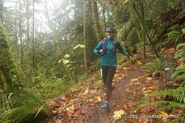 Bellingham Trail Marathon Nov 3rd, 2018
