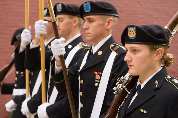11/9/17 Veteran's Day Silent March
