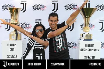 Juventus @ Hoboken