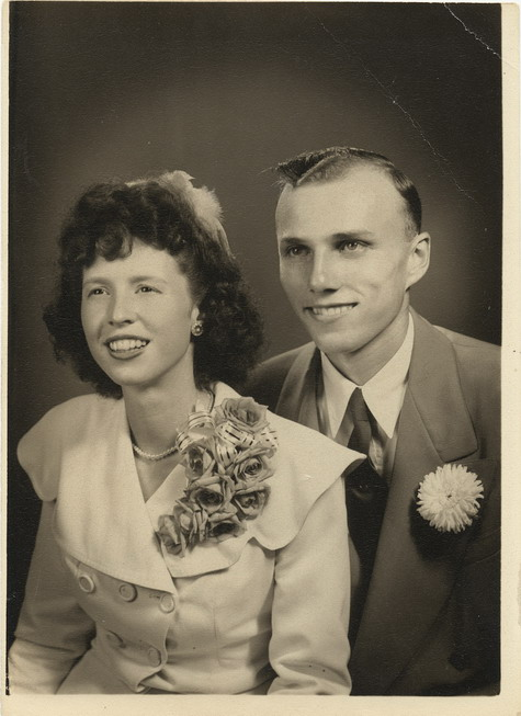 Pearl and Sheldon Klotz