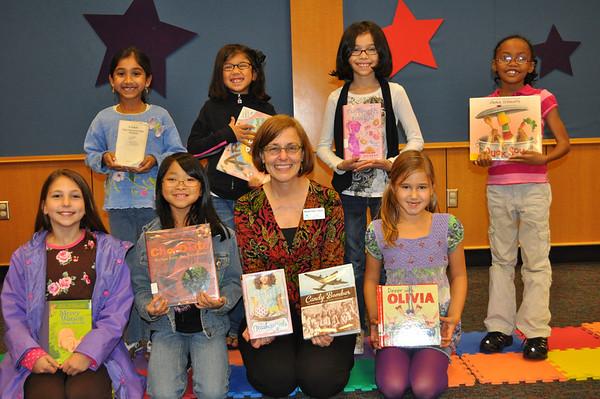 Reader's Studio Book Feast 2011