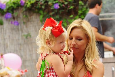 Caroline birthday - 2010