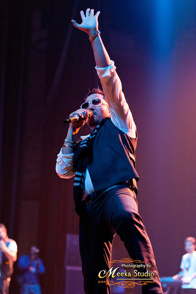 Mika Singh Live in Concert Bay Area, San Jose CA 2012