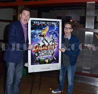 Rachet & Clank Movie Screening