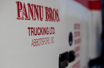 Pannu Bros Trucking