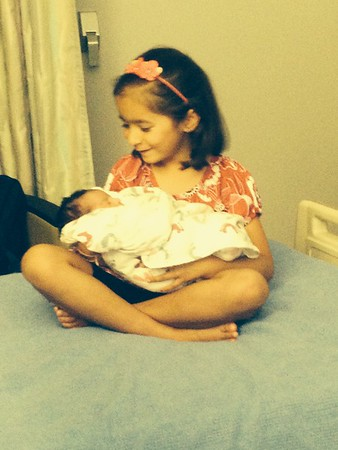 Sahana Birth photos