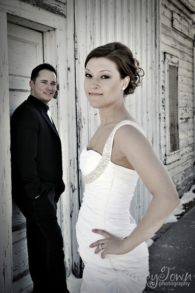 Saskia & Ian