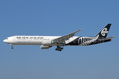 Airlines - New Zealand