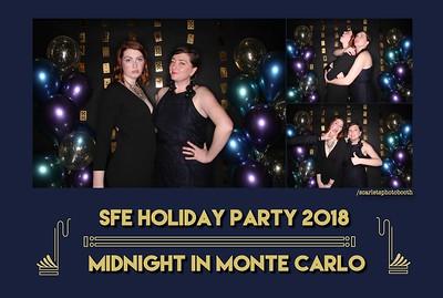 SFE Holiday Party 2018