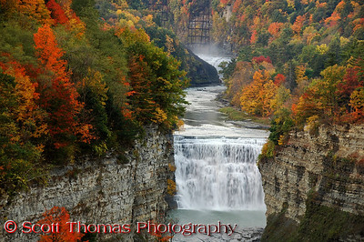 Letchworth State Park Photo Essay