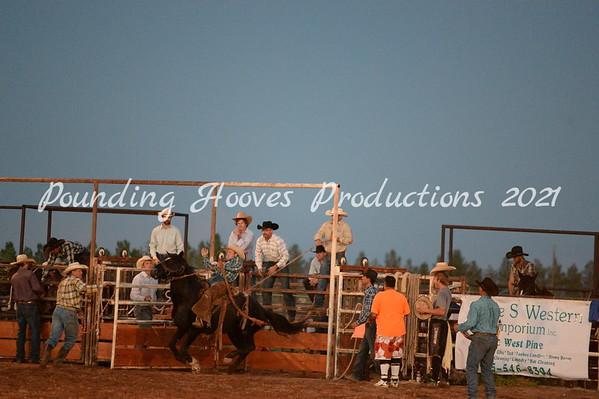 Saddle and Ranch Broncs