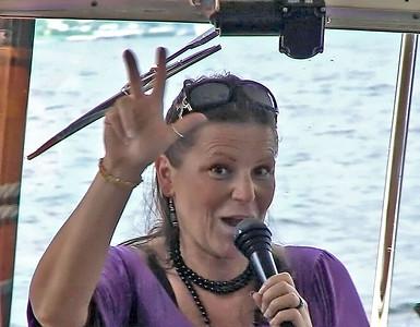 July 2008 including Lake Como
